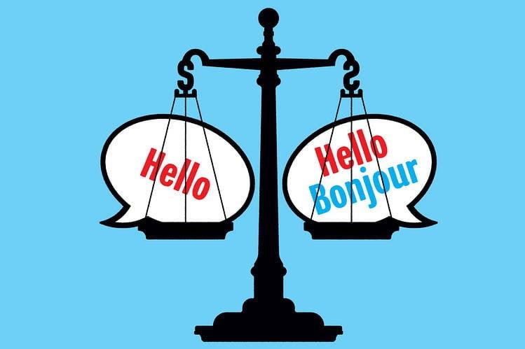 Hello - Hello Bonjour